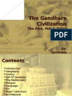 Gandhara Civilization. Rise Fall & Today