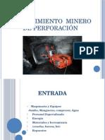 Procedimiento  minero