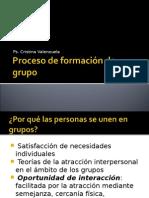 Clase 4 Proceso de Formación de Grupo II y Análisis de Caso