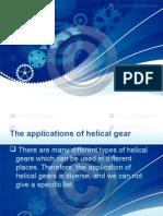 Adil Helical Gear