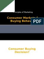 Consumer Markets & Buying Behavior
