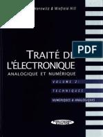 Programme Etude Electronique Ingenieur