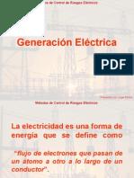 01 Generación Eléctrica
