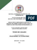 Tesis Ciclo Diesel