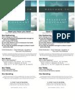 Bulletin for September 20, 2015