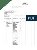 Planificare Anuala Upstream Advanced c1 Cls 12 L2 Filiera Tehnologica