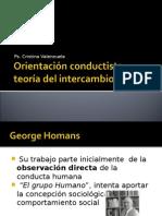Clase 10, Orientación Conductista