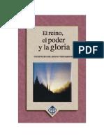 EL REINO, EL PODER, Y LA GLORIA   por Jean-Baptiste Sawadogo y Marcia A. Munger