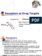 3. Receptors as Drug Targets.pdf