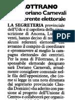 20100313 RC - Udc Doriano Carnevali è il referente elettorale