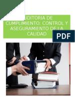 CONTROL Y ASEGURAMIENTO DE LA CALIDAD AL PROCESO DE AUDITORÍA DE CUMPLIMIENTO.docx