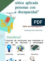 Presentación-Domótica