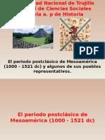 Periodo Postclasico Mesoamericano
