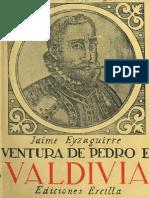 Ventura de Pedro de Valdivia