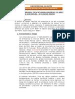 Plan de Contingencia Sector Agricultura