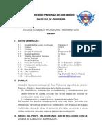 Silabo Caminos II-2015