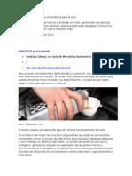 Los Tipos de Aceite y Su Importancia Para El Auto
