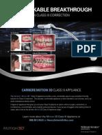 Carriere® MotionTM Class III Datasheet