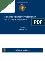 Moldova Presentation Ecosoc