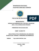 CARATULA MONOGRAFIA YANET 2013.doc