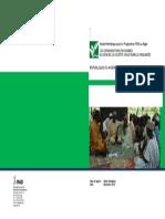Couverture Etude OP Niger FIDA 2013
