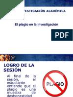 Sesion 2 El Plagio
