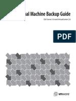 Virtual Machine Backup Guide
