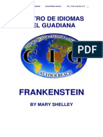 h Frankenstein Story Book