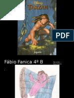 Fábio Fanica 4º B