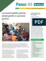 Revista Passo a Passo Tearfund 93 - Mobilização de Recursos