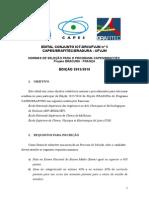 Edital 05 - Brafitec - Bradura