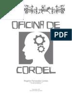 Apostila Oficina de Cordel - Rogério Fernandes