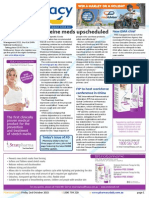 Pharmacy Daily for Fri 02 Oct 2015 - Codeine rescheduling, PSA model, EMA chief, FIP conference, Innovative Pharmacist of the Year AMPERSAND much more