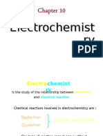 Topic9 Electrochemistry