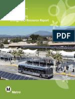 Metro 2015 Sustainability Report
