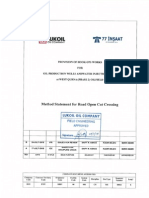 Method Statement for Road Open Cut Crossing.pdf