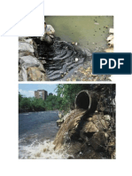 Causas y Consecuencias de La Contaminación Ambiental