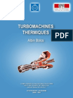 Turbomachines Cours Et Ewercices