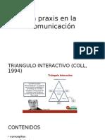 La Praxis en La Comunicación-expo