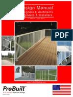 Usa Probuilt Design Manual