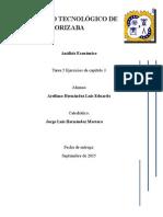 Ejercicios Gradientes y Obtención de Fórmulas FG y AG