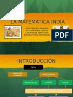 Matematica India