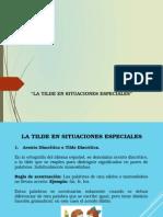 La Tilde en Situaciones Especiales2