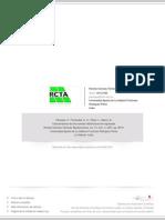 Características de Tres Bombas Hidráhulicas de Engranajes Paper 3