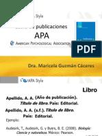 APA 6ta Edición Referencias