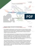 Drogas Lícitas e Ilícitas No Brasil - Perseu Abramo