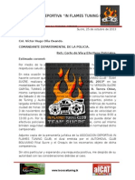Formato Para Cartas General i.f.t.c.