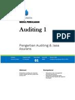Modul Auditing 1 [TM1]