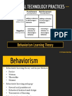 3 Behaviorism