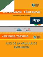 JR08 Valvula de Expansion Danfoss